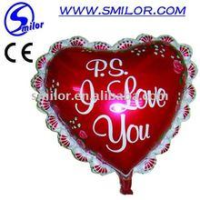 67CM Foil Heart Balloon;Holiday Balloon
