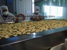 Potato chips snacks making machinery