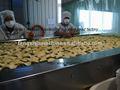 De la patata de harina de maquinaria