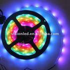 dmx led rgb strip light