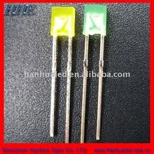 green lamp element for traffic light