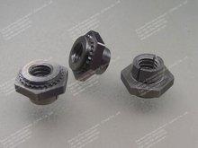 Self-locking fastener