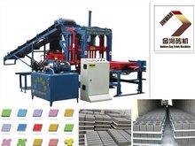 Caldo! Pieno - automatico idraulico pressione solido cavo pavimentazione in calcestruzzo di cemento blocco& mattoni che fa la macchina con prezzo più basso
