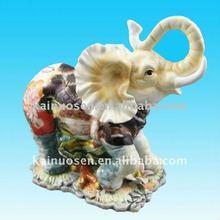 2011 hotsale resin elephant ornament