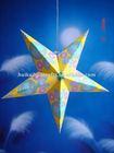 star lantern/holiday decoration paper lantern/Christmas star light