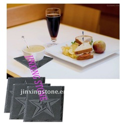 Tableware/Coaster/Cup Mat/Dinner Mat/Coffee Mat(with five-pointed star logo)