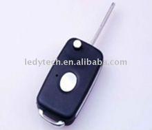 High quality Mitsubishi 1 button flip key case,shell,cover,auto key