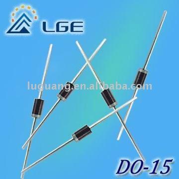 tvs diodos 600w p6ke p6ke180a serie