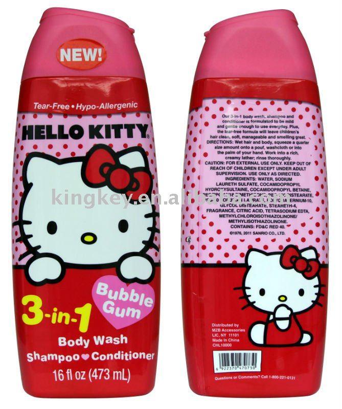 Kids Shampoo And Conditioner Wash Shampoo Conditioner