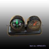 Fashion plastic auto car compass