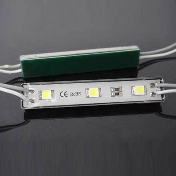 CE&RoHS 3pcs waterproof smd 5050 shenzhen led module