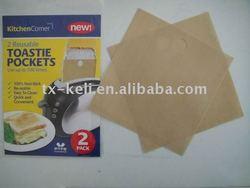 Toastie Pockets-17*19cm, set of 2