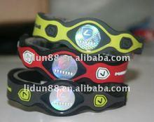 2012 improve flexibility ion hologram bracelet