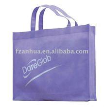 Purple Shopping Non Woven Bag