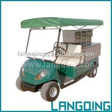 Electric Beverage Car