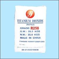 rutile titanium dioxide R258