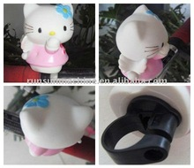 bicycle bell,cartoon bell,cartoon bicycle bell with eco-friendly material
