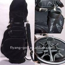 Nostalgic and elegant OEM golf bag
