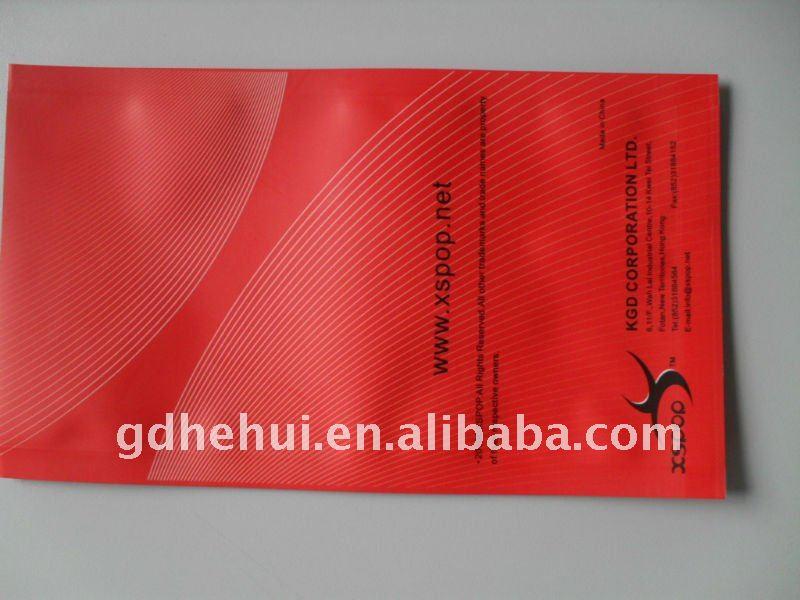 compound pocket plastic beach bag