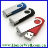 Hot selling USB FLASH DRIVE , /rotating USB /customized to the LOGO,