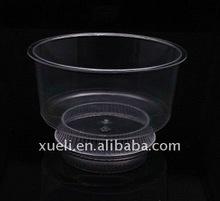 ps clear plastic icecream container