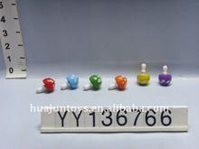 6PCS/BAG 2011 NEW WOODEN GYRO YY136766