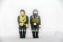 pvc soldier figure toys