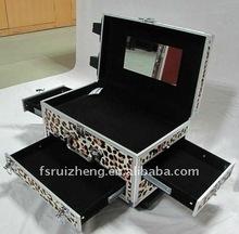 Aluminum Makeup Trolley Case RZ-LGX-20