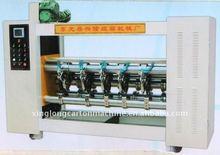 ISO9001:2000 lowest price thin blade slitting creasing machine