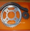A3 Motorcycle chain and sprocket set