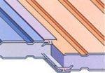 Panels sandwich wall house