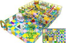 Fantistic Adventure Kids Indoor Playground Design