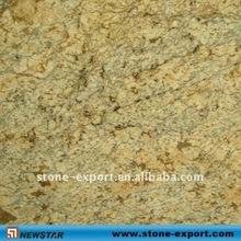 beautiful sunny flower granite,yellow granite
