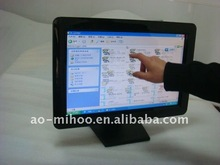 "19"" Touch Screen LCD Monitor; Infrared Touch Screen Display; 19 Inch USB Multi Touch Monitor"
