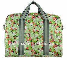 fashion polyester laptop computer bag shoulder bag