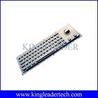 Metal Trackball keyboard and mechanical Keyswitch