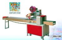Small Pillow Automatic Bakery Packing Machine