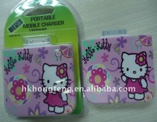 Hello kitty battery charger for iphone 4, 4G