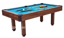 steady and old design pool table