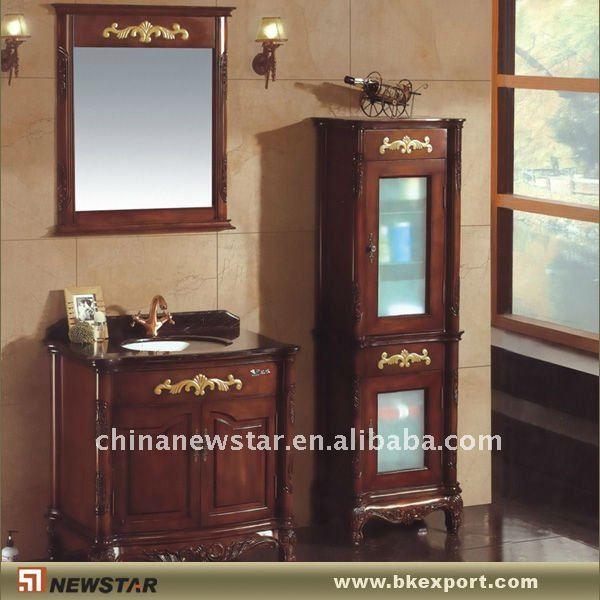 Rústico armário do banheiro ( lado gabinete )Toucador em banheiroID do prod -> Armario Banheiro Rustico