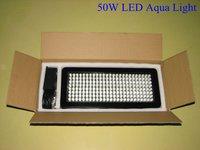 3 Watt LED Coral Reef Aquarium Light Fish Tank Panel Lighting Fixture 50W Marine Lights With Lens