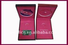 2011 popular wooden MDF DVD/CD box bank card box