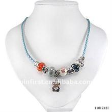 Moda fio novo colares artesanais 2014