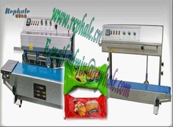 most convenient plastic/film continuous sealing machine 0086 37167670501