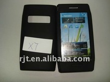 silicone skin case for Nokia x7-(RJT--TJ-0756)