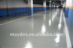 Maydos low voc epoxy floor coating for concrete floor decoration