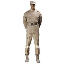 ACU 2 Terylene/Cotton ALL-COTTON Khaki Equipment Camouflage Military Uniform