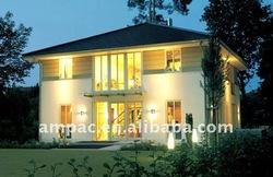 light gauge steel villa