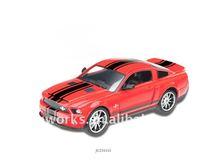 1:43 Scale FORD Cobra CT500 RC model car