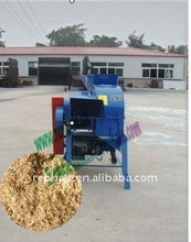 Hay cutter and crusher machine